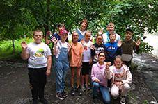 Летний профильный экологического - биологический лагерь «Кедровка»