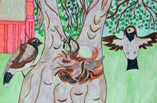Районный конкурс «Юный орнитолог»