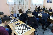 Районное первенство по шахматам